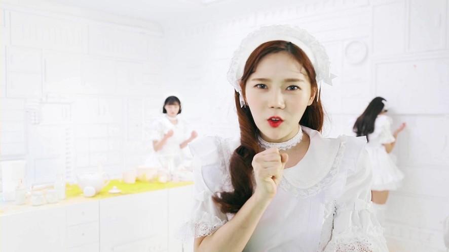 오마이걸 '컬러링북 (Coloring Book)' MV촬영장 메이킹 Video