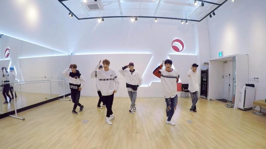 VICTON 빅톤 '얼타' 안무 연습 영상(Dance Practice)