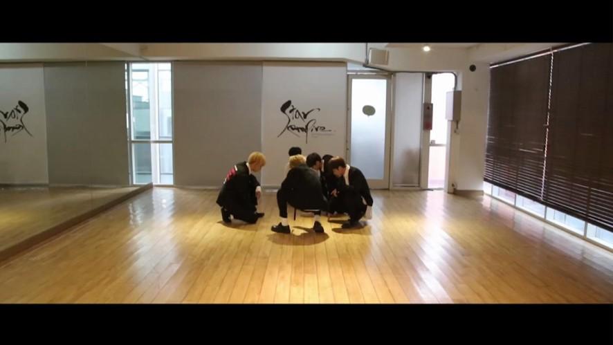 [선공개] 임팩트[IMFACT] 텐션업(Tension up) 안무영상(Dance Practice)