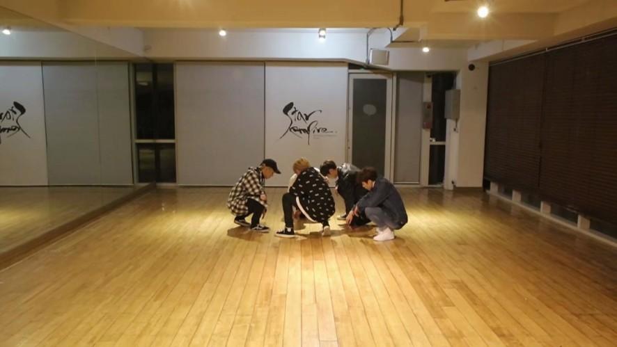 [선공개] 임팩트[IMFACT] 텐셥업 안무영상 (일상복 ver)