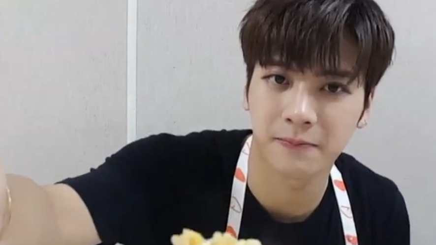 [REPLAY] 잭슨의 'Never Ever' Cooking Time