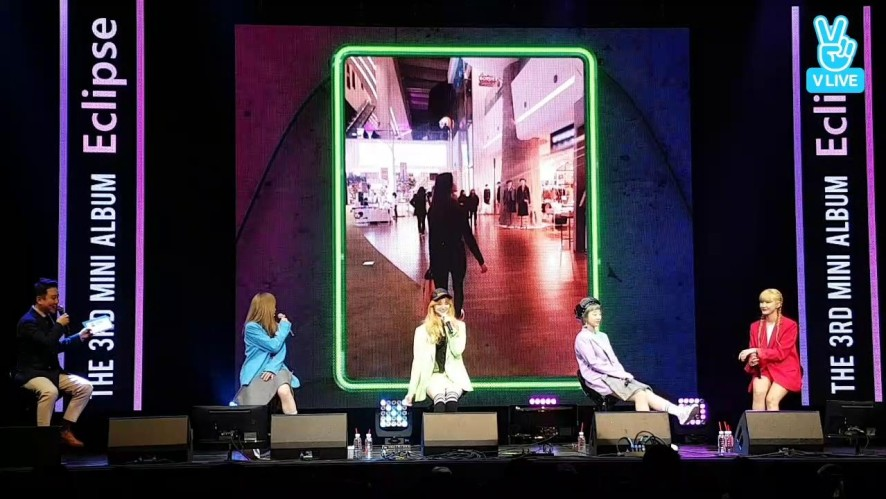 Exid showcase Eclipse