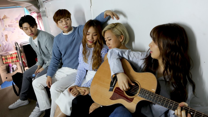 ANTENNA ANGELS WITH KPOPSTAR