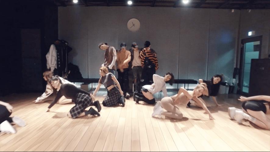 WINNER - 'REALLY REALLY' DANCE PRACTICE VIDEO