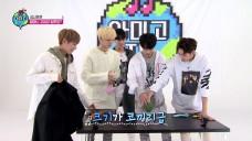 아미고TV KNK편 - 크나큰의 옹졸한 도전! (4/6)