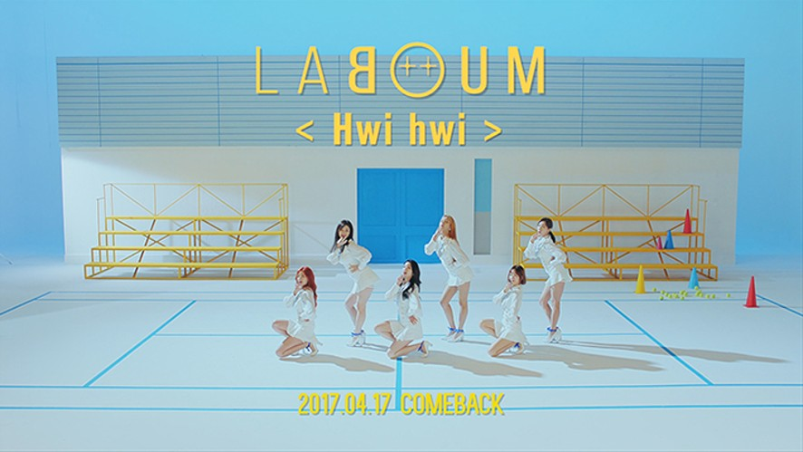 LABOUM(라붐) -  'Hwi hwi (휘휘)' Official M/V Teaser