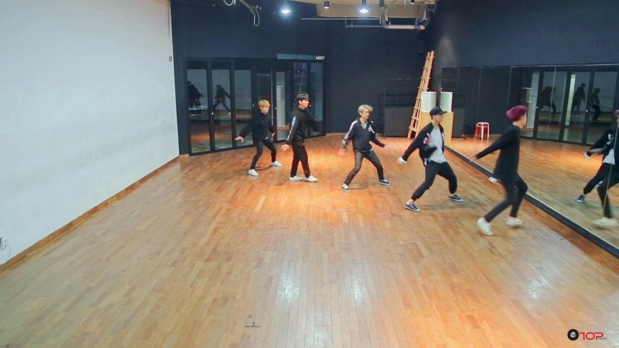 TEEN TOP(틴탑)_ 재밌어?(Love_is) 안무영상(Dance Practice Video)