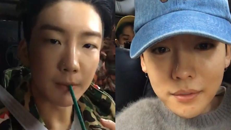 [REPLAY] 아이돌로 돌아온 위너! 음악즁심 퇴근각