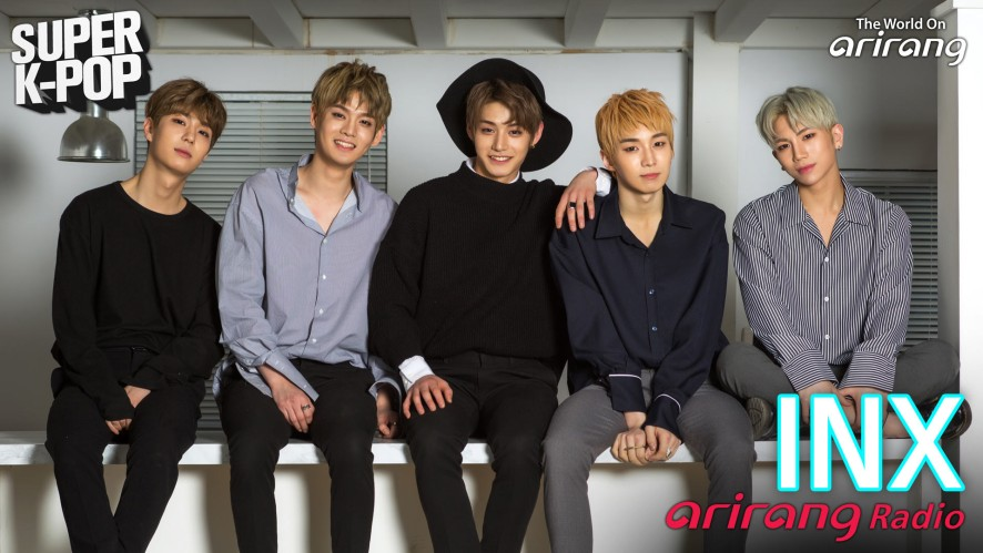 Arirang Radio (Super K-Pop/ INX)