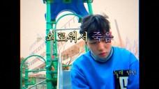 딘딘 '외로워서 죽음' MV (with 정채연)