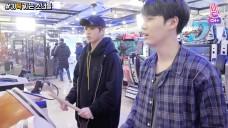 [BTS+] Run BTS! 2017 EP.18 :: Behind the scene