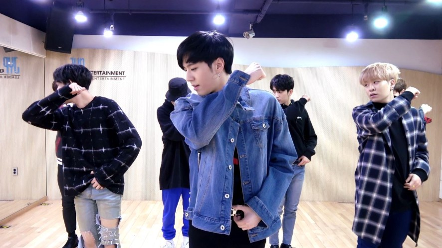 "GOT7(갓세븐) ""Never Ever"" Dance Practice (Unlock Ver.)"