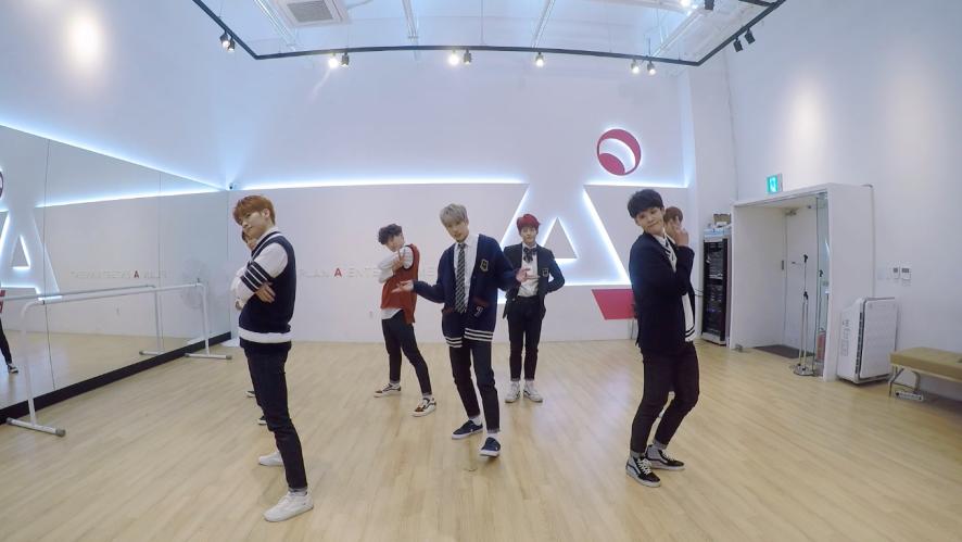 VICTON 빅톤 '얼타' 안무 연습 영상 교복 ver (Dance Practice)