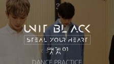 [SUNGHYUN][Dance Practice] 소년24 유닛블랙 (BOYS24 UNIT BLACK) - 뺏겠어