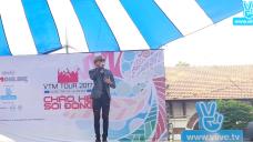 VTM Tour 2017 - Hoàng Tôn đến trường Marie Curie