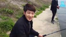 [1년 전 오늘의 BTOB] 🎣비투비에 낚이실 120321인팟 구함!! (BTOB went fishing a year ago)