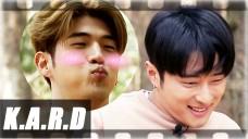 [K.A.R.D 카드] 소장 100%, K.A.R.D, 배우(Actor)가 되다!!