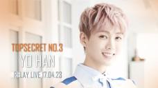 일급비밀 채널 오픈 기념 TOPSECRET RELAY LIVE No.3 요한