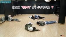 "TEEN TOP ""'재밌어?' 배속 댄스"""
