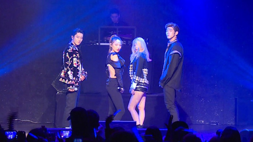 WILD KARD PARTY_♬ Don't Recall