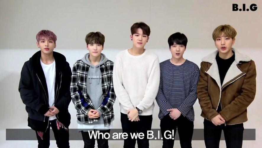 B.I.G ASIA TOUR in SEOUL CONCERT [The B.I.Ginning] teaser 2