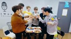 [BOYS24] 🍕유닛블랙이들의 피자8위~🍕 (UNIT BLACK's Pizza party!)
