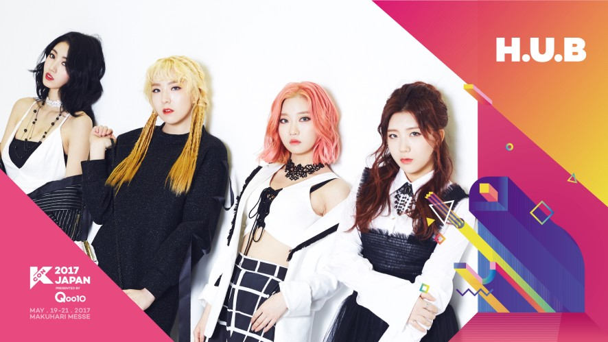 [H.U.B]KCON 2017 JAPAN(Talk)