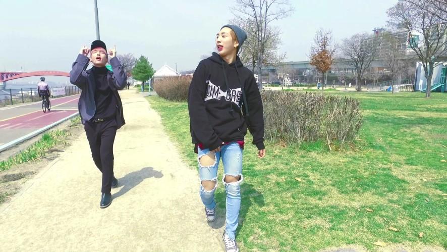 B.I.G(비아이지) 희도 (feat. 건민) - VANILLA SKY (산이_내가너가_instrumental)