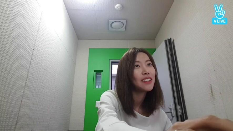 여은이도 사전투표 완료~^^♡