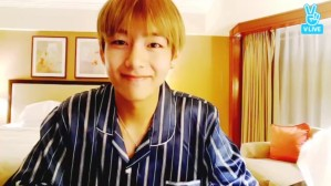Naver V Live - BTS Channel