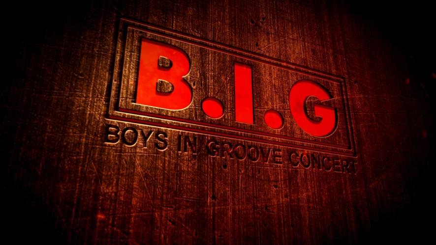 B.I.G(비아이지) ASIA TOUR in SEOUL CONCERT SPOT