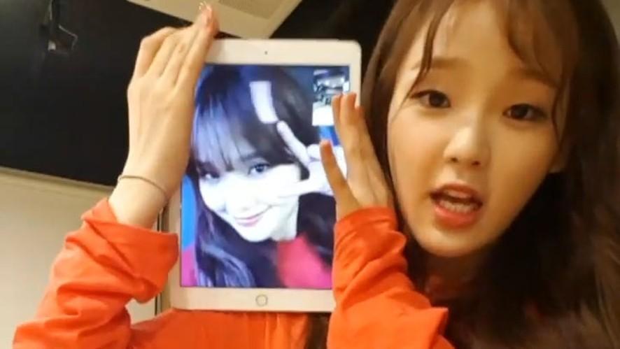 [OH MY GIRL] 몽가 귀여운 씅씅이의 동물 따라하기 (Seunghee's favorite videos)