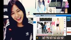 [CH+ mini replay] Apink 프로아이돌 하영이의 PROGAMER 오하영