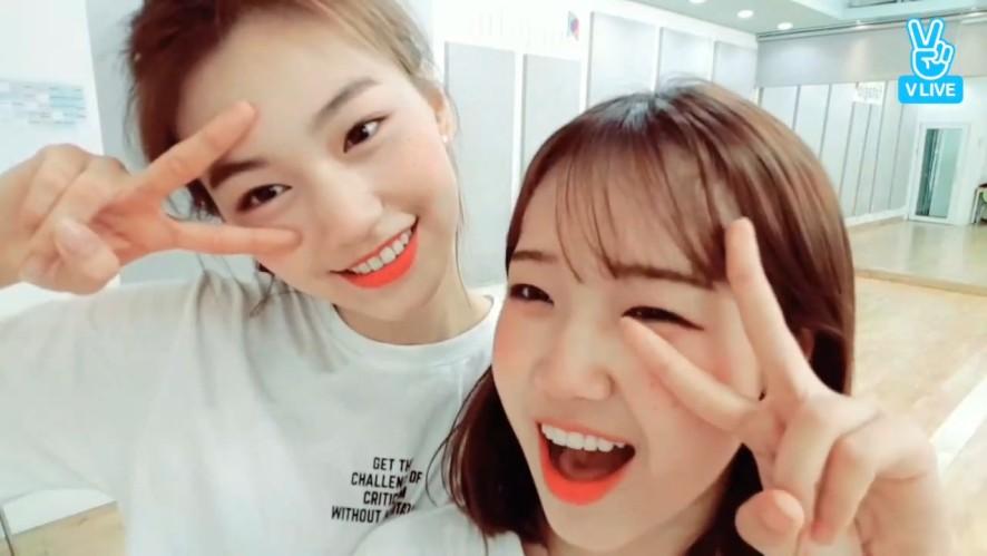 [i-Teen Girls] 도댕 내 맘 속에 저장^.-☆ (DoYeon&YooJung's Dance Time)