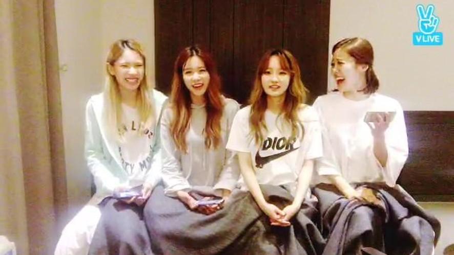 마틸다 in 청주 (feat. good night)