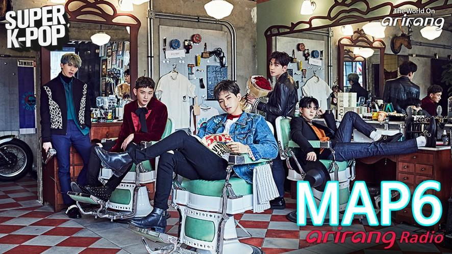 Arirang Radio (Super K-Pop/MAP6)