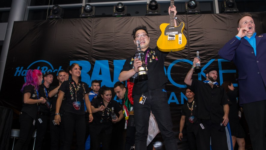 EDGAR 2017 BaRocker Global Champion