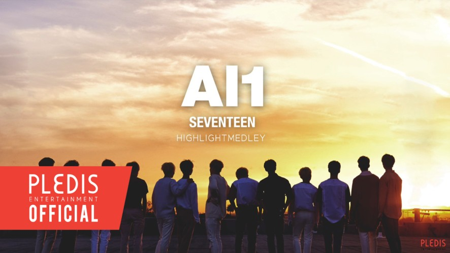 SEVENTEEN(세븐틴) 4th Mini Album 'Al1' Highlight Medley