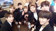 BTS in BBMAs