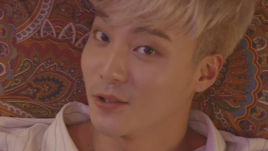 [ROY KIM] 로이킴!!응원법!!!괜찮아!!!!고마워!!!! (Roy Kim talking about 'Suddenly' cheer guide)