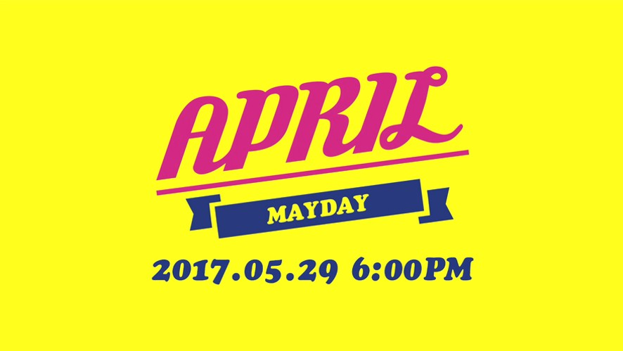 "[Preview]  APRIL(에이프릴) 2nd Single Album ""MAYDAY"" Preview"