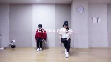 [청하의 연습실] 월화수목금토일 안무연습 EXTRA CLIP