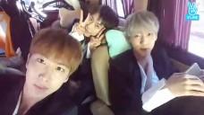 [KNK] 엠씨꿈나무들의 예행연습🌱 (KNK's MC rehearsal)