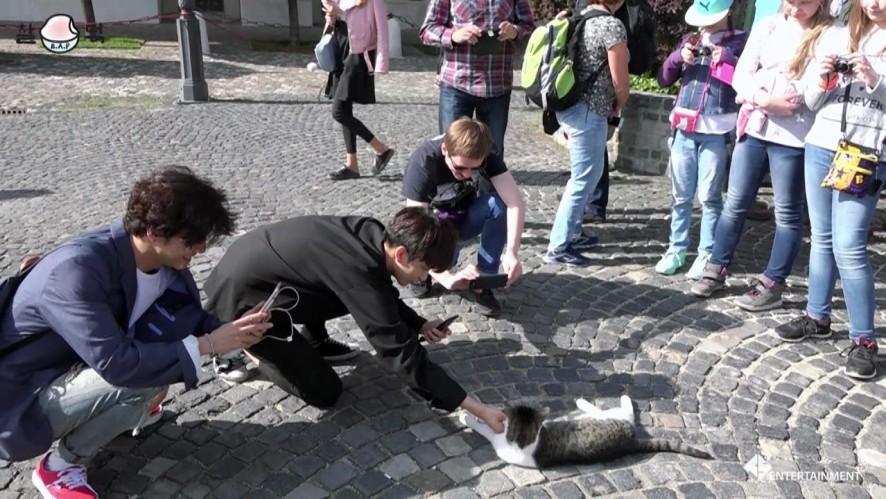[찰떡B.A.P] 'PARTY BABY!' EUROPE BOOM Budapest Special Clip