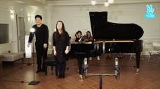 [영상] 김정원의 V살롱 프리쇼 - 피아노듀오 신박 (Pianoduo Shin Park)