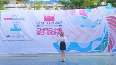 VTM Tour - Giang Hồng Ngọc  đến trường THPT Trần Văn Giàu