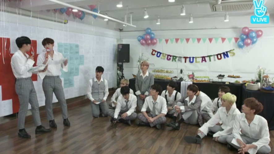 [REPLAY]세븐틴 데뷔 2주년 기념 V LIVE