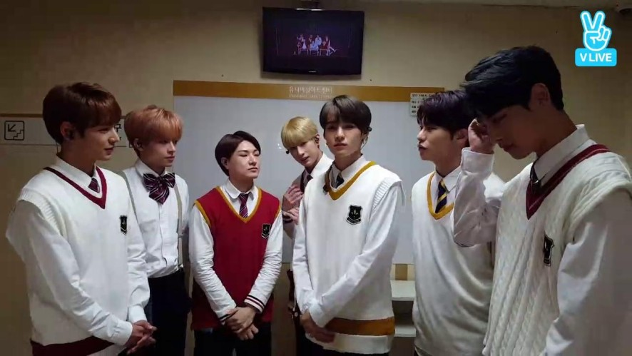 VICTON Broadcast  (welcome to VICTON class)