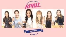"[Bonus Video] APRIL(에이프릴) 2nd Single Album ""MAYDAY"" 응원법 (궁금하지? ver)"