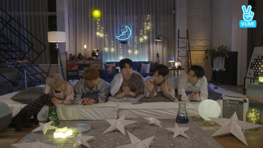 [KNK] 큰큰이랑 같은 달 아래 살아갈 수 있어서 요캇타,,,🌙 (KNK talked about 'Sun, Moon, Star')